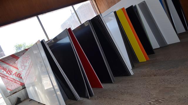 Contemporary Colored Aluminum Sheets Vignette - Printable Coloring ...